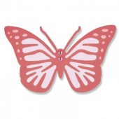 "Форма для вырубки THINLITS ""Intricate Vintage Butterfly"", 1 шт"